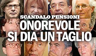 Scandalo pensioni